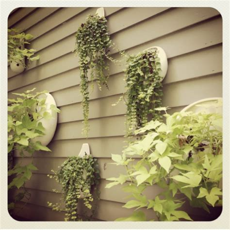 Project In Process Outdoor Planting Wall 171 Eat Sleep West Elm Wall Planter
