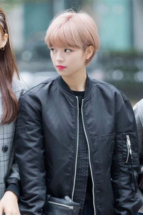 TWICE's Jeongyeon Makes Fans Fall In Love With Sudden Hair