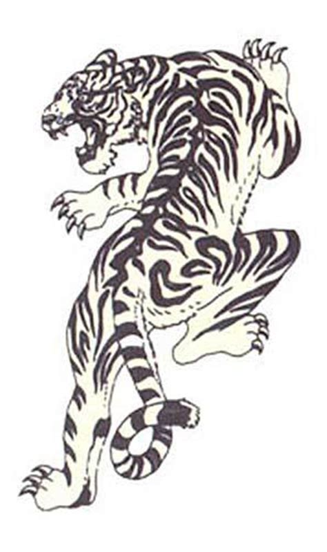 tiger tattoo outline designs 53 japanese tiger tattoos and ideas