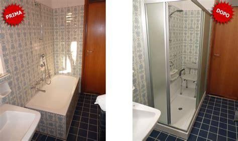 sostituzione vasca da bagno con doccia quanto costa sostituire la vasca da bagno con doccia