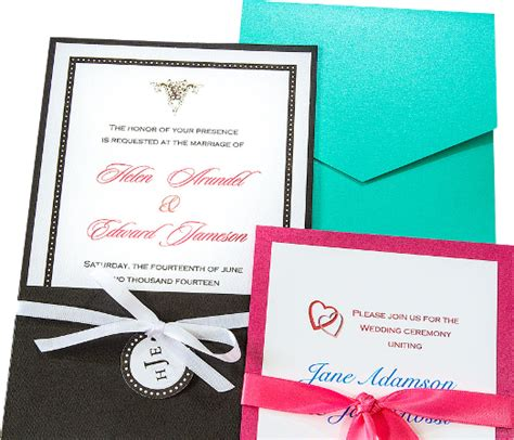 wedding card kits wedding invitation card kits chatterzoom