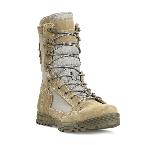 Sepatu 511 Tactical 8inch 5 11 skyweight 8 inch side zip duty boot at galls
