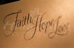 faith hope love tattoo designs google search tattoo