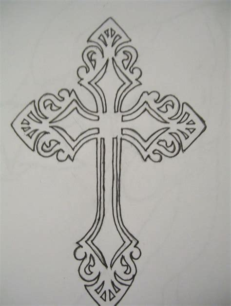 feminine celtic cross tattoos cross outline designs celtic cross cross