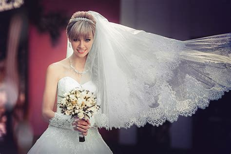 wedding hair with small veil modern styling ideas of wedding veils with bridal
