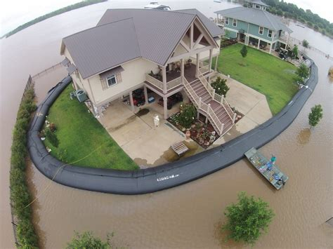 is my house in a flood zone fighting flood waters with water pics