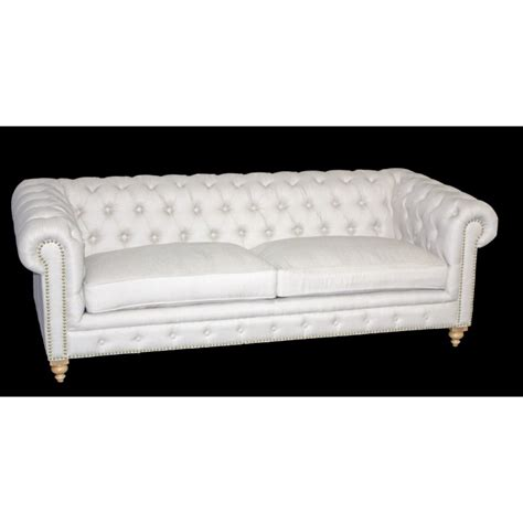 linen tufted sofa tufted linen sofa is215 3 linen