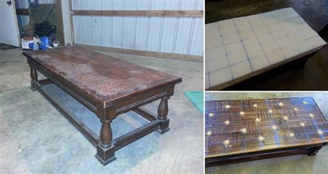 Turn Ottoman Into Coffee Table Hometalk How To Turn A Turn Coffee Table Into Ottoman