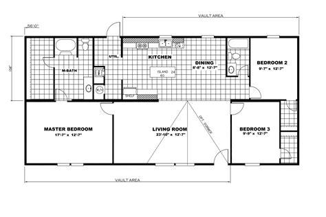 3 bedroom 2 bath wide floor plans single wide mobile home floor plans 2 bedroom 3 bedroom 2