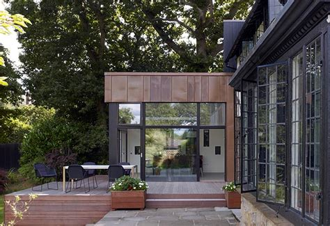 Cottage Floor Plans Canada jerry tate architects unveils modern green addition to a