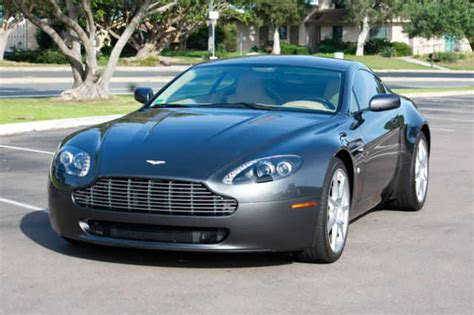 Aston Martin For Sale California by 2007 Aston Martin Vantage For Sale From Coalinga