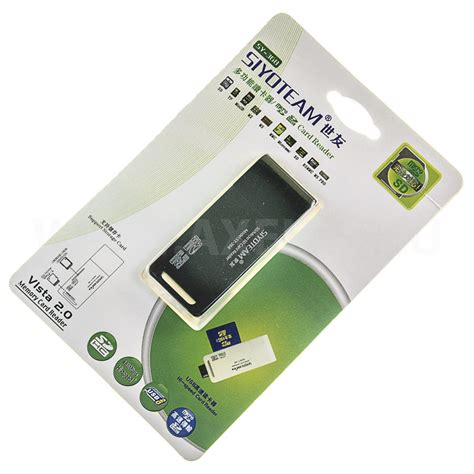 Usb Sd Card Reader siyoteam sy 368 usb 2 0 sd card reader sd sdhc micro