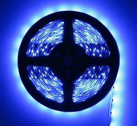 Lu Led Per Meter led blauw 5 meter 60 led per meter 12v ledstripxl