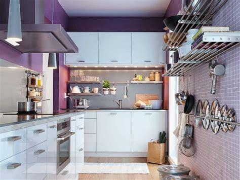 ideas para cocinas muy peque as como decorar una cocina peque 241 a