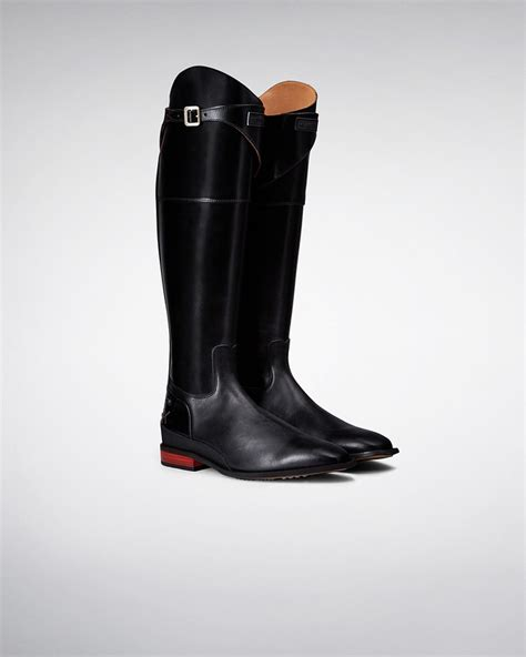 Mens Black Riding Boots Official Hunter Boots Site