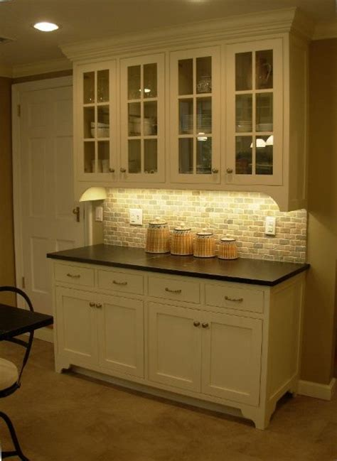 kitchen built in cabinets image result for farmhouse built in kitchen buffet