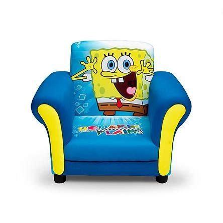spongebob recliner spongebob furniture tktb