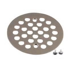 moen bathroom bath shower floor drain strainer cover grate