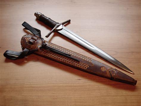 custom dagger for sale dsa ranger dagger w custom scabbard