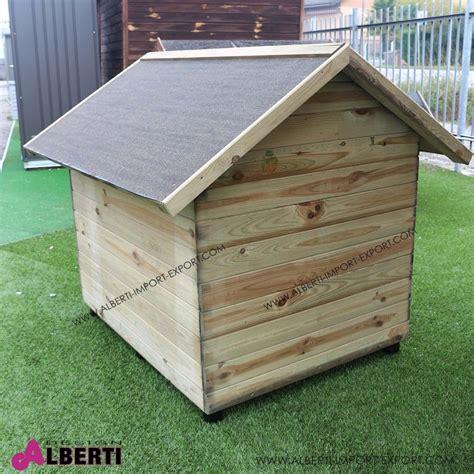 casa per cani casetta per cani in legno 80x100xh105