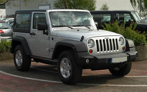 Jeep Sports Conquer The In The Jeep Wrangler Sport S
