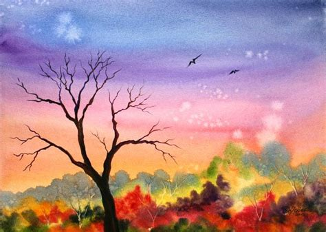 easy watercolor tutorial for beginners 154 best images about watercolor tips techniques