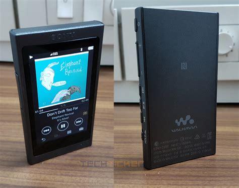Sony Walkman Nw A35 review sony walkman nw a35 tech ticker