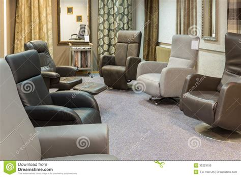luxury furniture home decor store royalty free stock photo showroom of modern furniture store with luxury armchairs