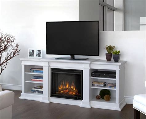 tv stands with built in fireplace built in electric fireplace dynasty 44 inch builtin