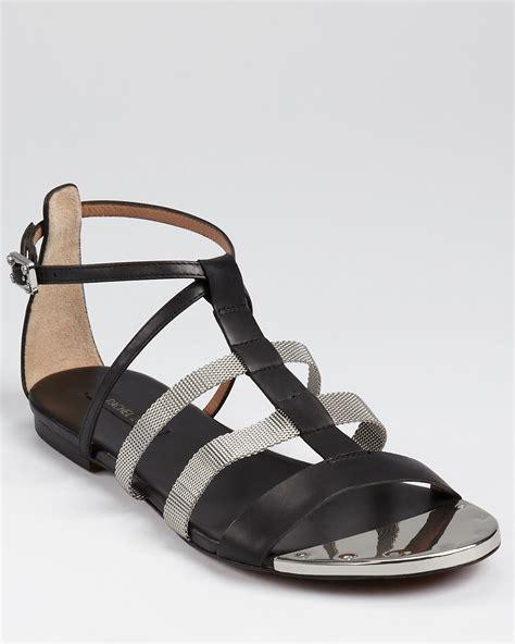 zoe sandals gigi flat bloomingdale s