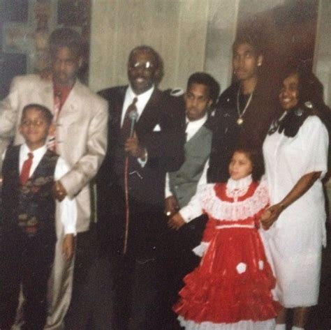 devante swing daughter throwback dalvin and devonte swing with family i love