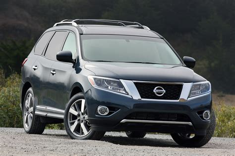 pathfinder nissan 2013 2013 nissan pathfinder drivers reporting loss of power