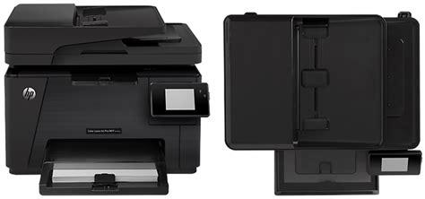 Printer Dan Fotocopy Hp jual hp color laserjet pro m177fw mfp cz165a printer bisnis multifunction laser murah untuk