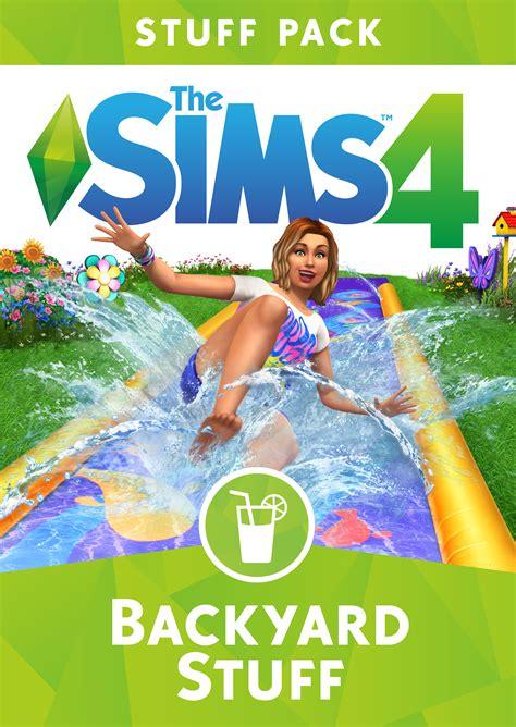 Backyard Stuff The Sims 4 Backyard Stuff Sims Community