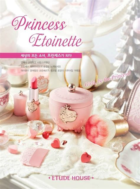 Etude House by Pretty Etude House Princess Etoinette Collection