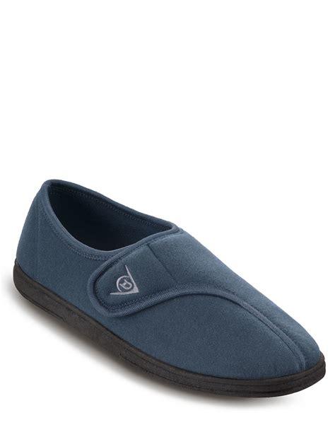 washable slippers dunlop washable slipper menswear footwear