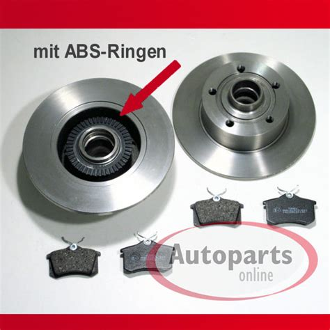 Audi A4 B5 Z Ndkerzen Wechseln by Audi A4 B5 Bremsscheiben Bremsen Mit Abs Sensorringen