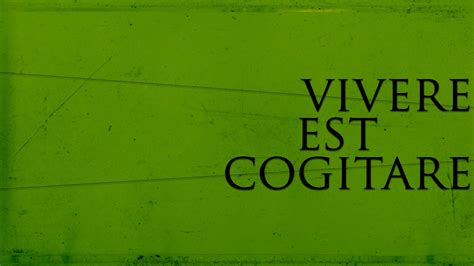 green background latin quotes typography wallpaper