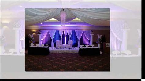 wedding backdrops   design elegant wedding
