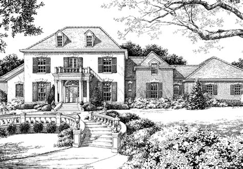 Andy Mcdonald House Plans Bentley Estate Andy Mcdonald Design Southern Living House Plans