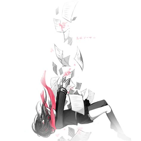 Anime Art Falling Anime Falling By Animemaddiechan On Deviantart