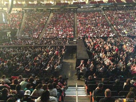 Toyota Center Concerts Toyota Center Section 121 Concert Seating Rateyourseats