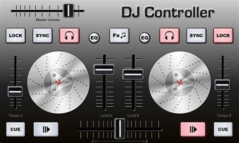 console dj android dj