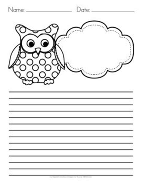 moon writing paper 90 best images about owl crafts activities for on