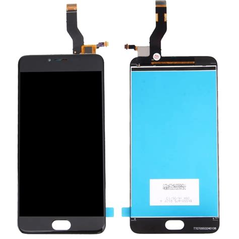 Lcd Note 3 replacement for meizu m3 note meilan note 3 lcd screen touch screen digitizer assembly