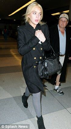 Beware Nyc Lohan Has Arrived by Lindsay Lohan Tones Image In New York