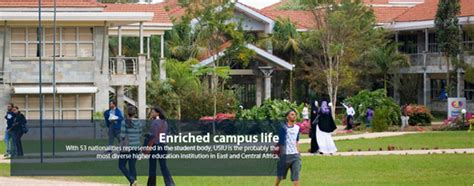 Mba Programs In Usiu by Usiu Kenya Masters Programs Consultancydevelopers