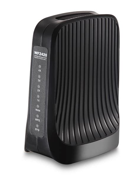 antenne interne wf2420 300mbps wireless n router con antenne interne