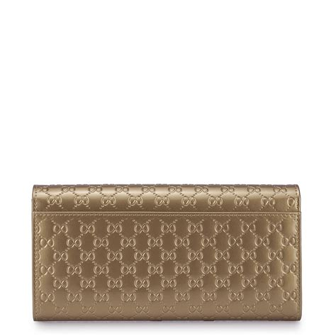 Walet Gold fashion wallet gold