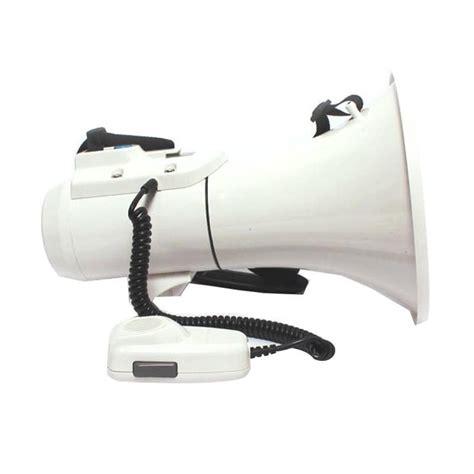 Megaphone Toa Zr 2015 jual toa zr 2015s sirine megaphone putih harga